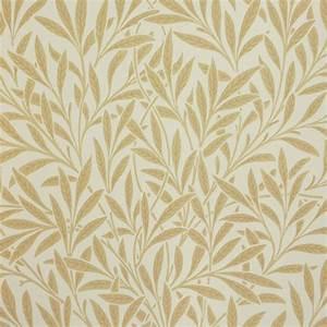 Willow Wallpaper - Camomile (210384) - William Morris & Co