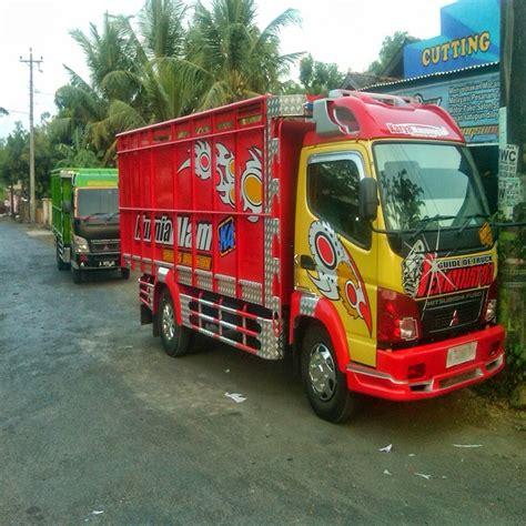 Modifikasi Truk Canter Banyuwangi modifikasi truk canter banyuwangi terbaru foto dan gambar