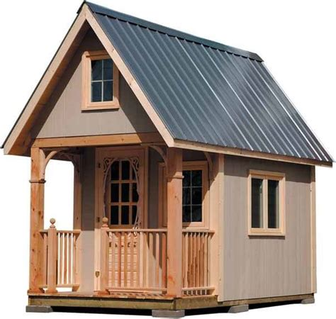 Tiny House Plans Free To Download & Print  8 Tiny House