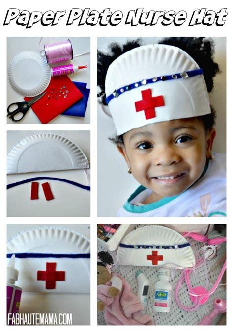 sick toddler survival kit diy paper plate hat 566 | 5bca3efebfb7a4e37fb1c44df8d9180e