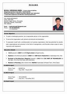Resume update service for Resume update service