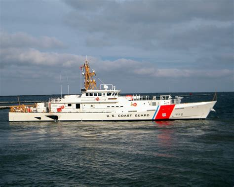 US Coast Guard Receives 12th Fast Response Cutter | Naval ...
