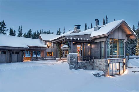 interior door designs for homes breathtaking mountain modern home in the montana forest