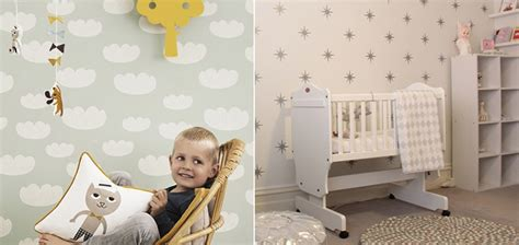 papier peint pour chambre d enfant au fil des couleurs pour des papiers peints tendance
