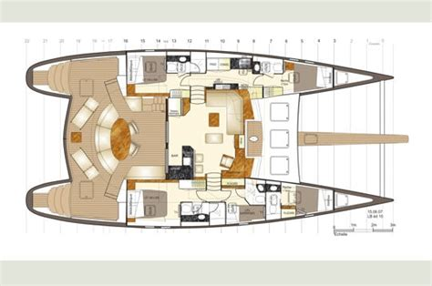 photo interieur yacht de luxe l int 233 rieur du bateau un yacht de luxe moderne pour naviguer en famille sur l internaute mer
