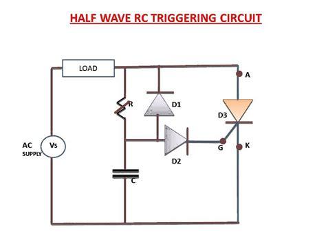 Learn Grow Half Wave Triggering Circuit