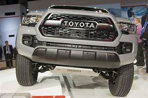 Where The 2017 Toyota Tacoma Trd Pro Is Going  It Doesn U0026 39 T Need Roads