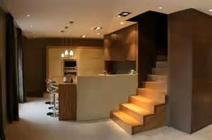 Escalier Chene Moderne by Escalier En Ch 234 Ne Massif Aimo Photo N 176 48 Domozoom