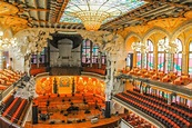 palau de la musica catalana barcelona spain | ... - Photo ...