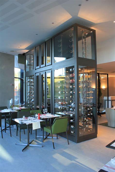 hotel avec cuisine york cave à vin vitrée sur mesure provintech vinotéca