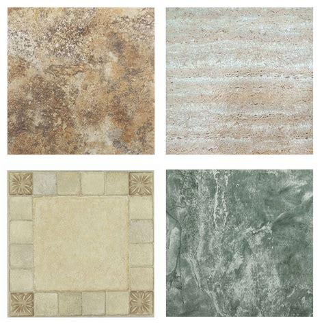 self stick vinyl floor tiles marble granite slate self stick adhesive vinyl floor 7889