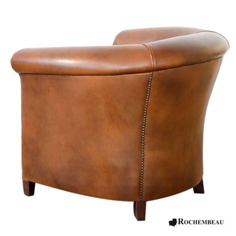 canape cuir haute qualite fauteuil brighton fauteuil crapaud tonneau en