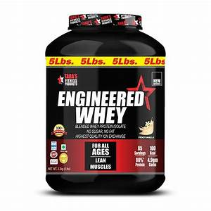Tara Fitness Products Engineered Whey 5