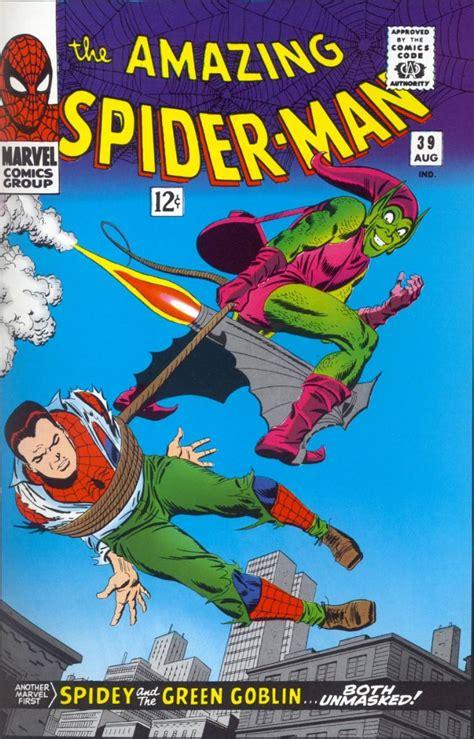 Classic Comics Cover €�amazing Spiderman' 39 Keithroysdon