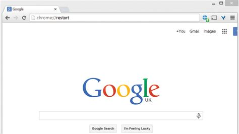 how to restart your browser without losing your open tabs