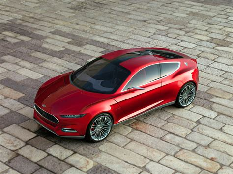 dramatic ford evos concept coming  south africa carscoza