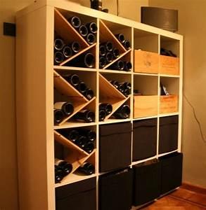 Casier À Bouteilles Ikea : expedit pour les amoureux du vin ~ Voncanada.com Idées de Décoration