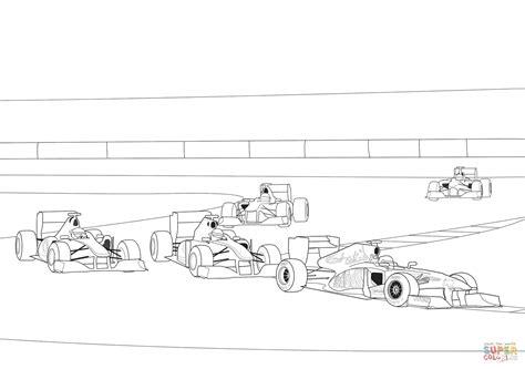 disegni da colorare macchine formula 1 formula 1 racing coloring page free printable coloring pages