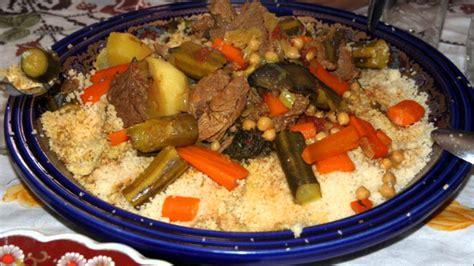 cuisine marocaine tajine agneau couscous marocain traditionnel