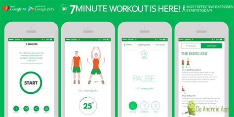 fitness apps for android top 10 best health and fitness apps for android 2015