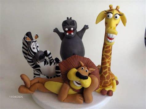 porcelana fria animales polymer clay masa pasta francesa figurine 10