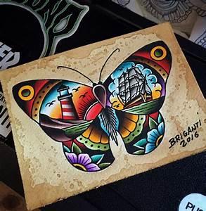 Best 20+ Traditional butterfly tattoo ideas on Pinterest ...