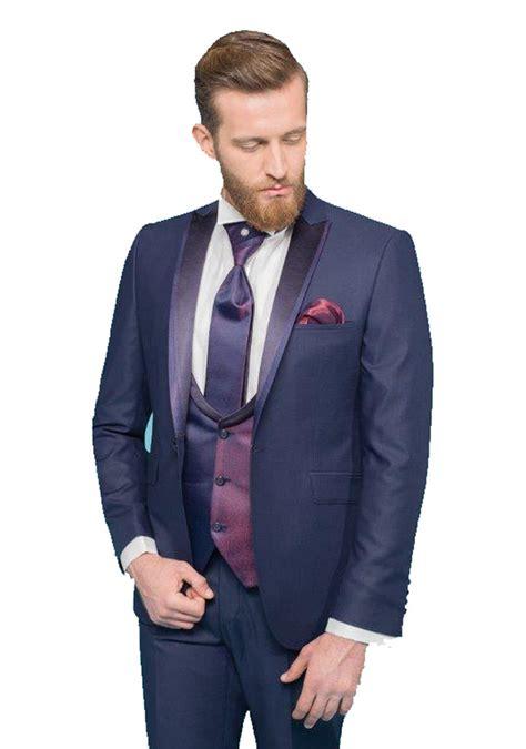 hochzeit anzug dunkelblau strenge anzuege foto blog
