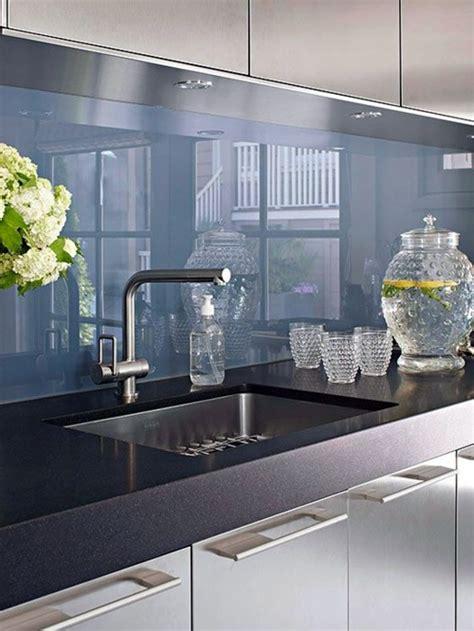 interior design ideas  kitchen glass  wall