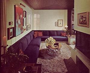 interior five common 1970s decor elements ultra swank With interior design ideas for 1970s house