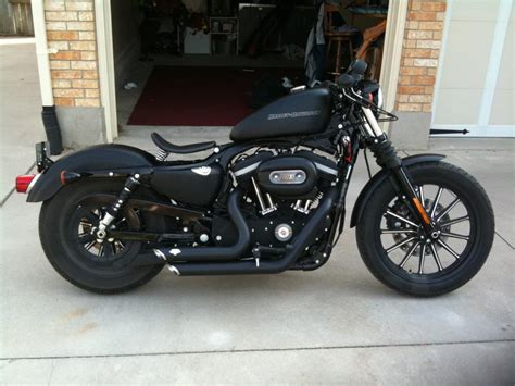 Modification Harley Davidson Iron 883 by Few Mods To The 2010 Iron 883 Eh Harley Davidson Forums