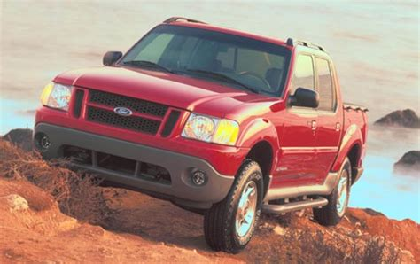 Used 2001 Ford Explorer Sport Trac Pricing