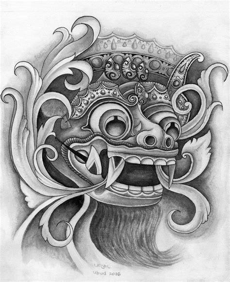 images  balinese barong  pinterest
