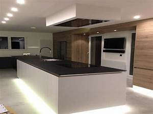 cuisine leicht et lineaquattro With meuble ilot central cuisine 1 petit ilot central de cuisine cuisine en image
