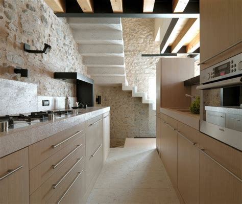 plan de travail pour cuisine blanche cuisine blanche plan travail bois 1 plan de travail