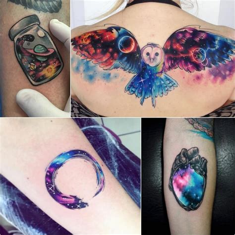 space inspired tattoos planet tattoo ideas  men  women