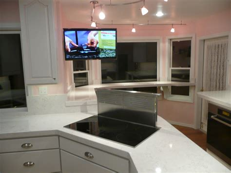 Kitchen Counter Vents by Miele Induction Cooktop And Downdraft Vent Cambria