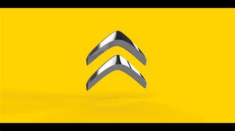 Citroen Logo by 3d Citroen Logo Animation