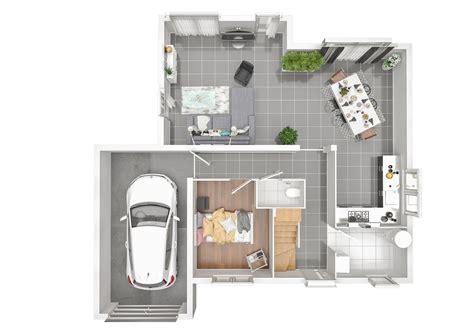 modele de maison individuelle austin par plurial home expert