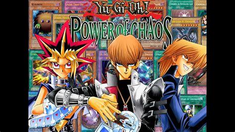 gi yu oh chaos yugioh power joey zexal games descargar passion