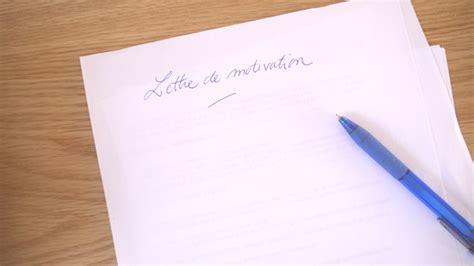 comment rediger une lettre de motivation pour  erasmus