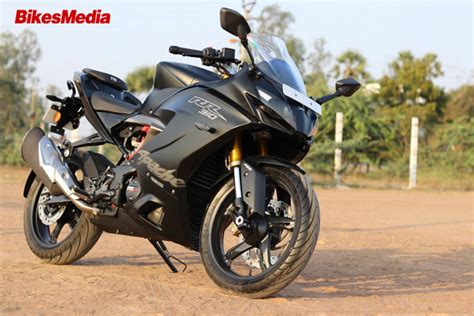 Review Tvs Apache Rr 310 by Tvs Apache Rr 310 Road Test Review 187 Bikesmedia In