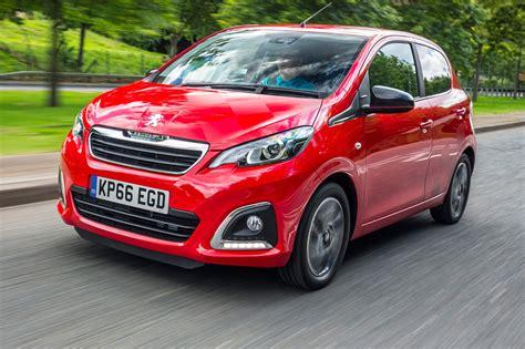 Peugeot Car : Peugeot 108 Puretech 82 (2017) Review