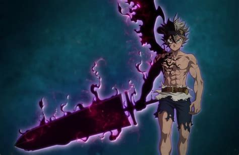 black clover chapter  asta  reebe   mother