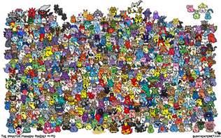Pokedex All 493 Pokemon