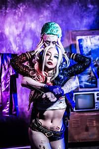 Suicid Squad Joker : suicide squad joker and harley quinn by pionkor on deviantart ~ Medecine-chirurgie-esthetiques.com Avis de Voitures