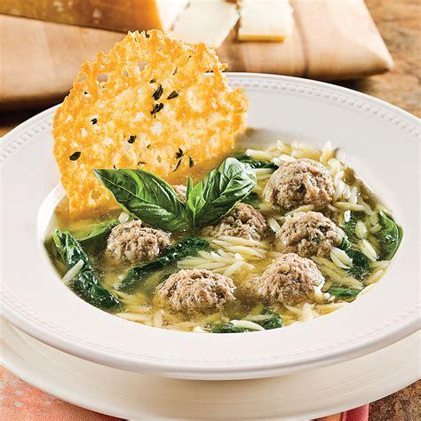 cuisine à l italienne soupe noces à l 39 italienne recettes cuisine et