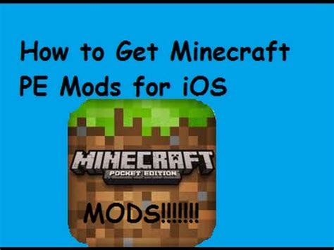 how to get minecraft pe for free on android how to get minecraft pocket edition mods ios