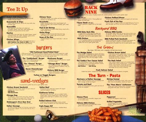 cuisine menu parts of speech menu project tools for writers