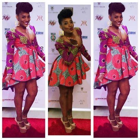 robe africaine moderne mode africaine tissu africain page 9