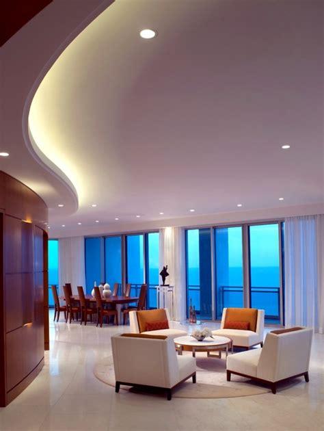 ideas  beautiful ceiling  led lighting interior design ideas ofdesign